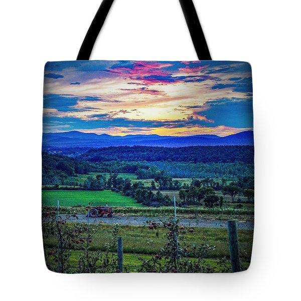 Adirondack Country Tote Bag