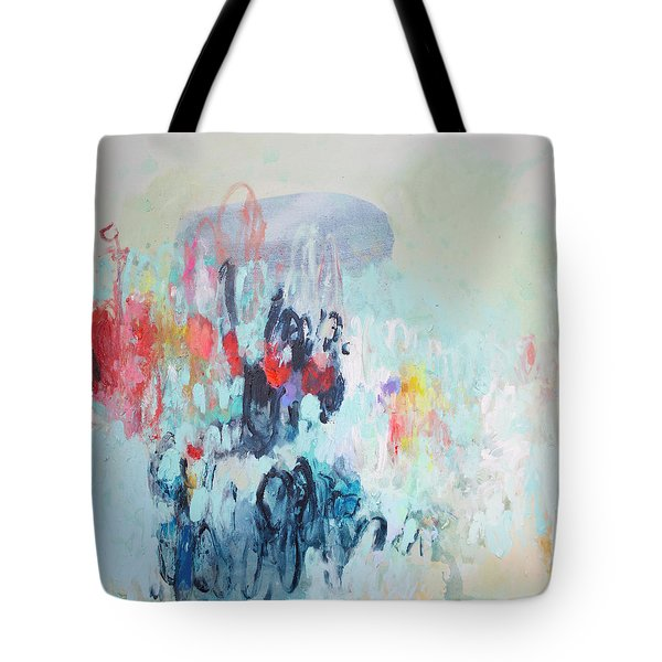 Admirable Intentions Tote Bag
