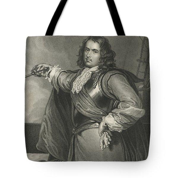Admiral Blake Tote Bag