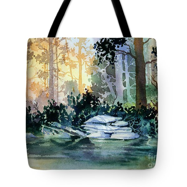 Admiralty Island Tote Bag