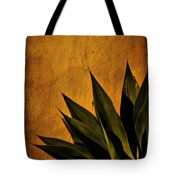 Adobe And Agave At Sundown Tote Bag