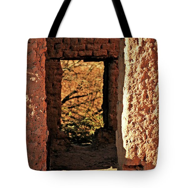 Adobe Ruin Tote Bag