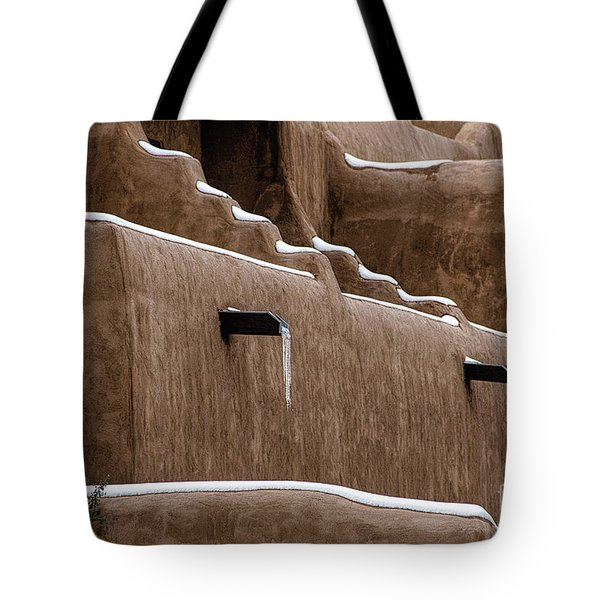 Adobe Walls Tote Bag