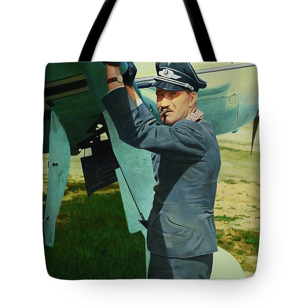 Adolf Tote Bag