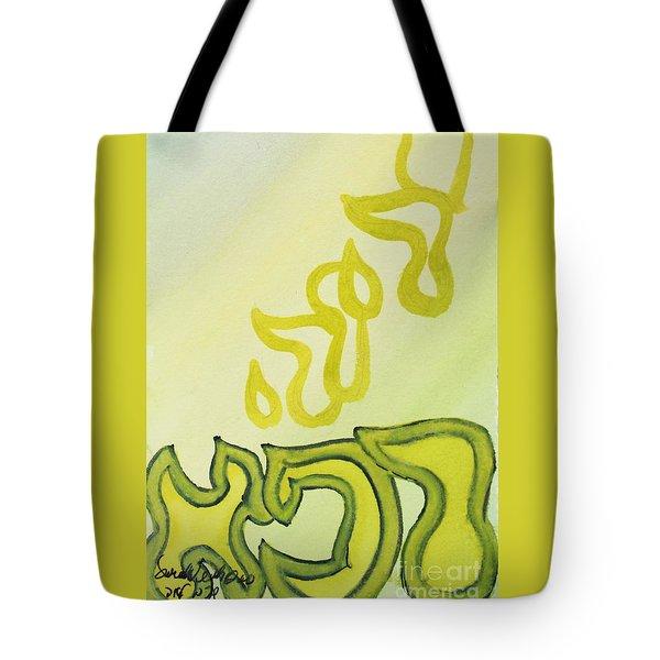 Adonai Rophe - God Heals Tote Bag