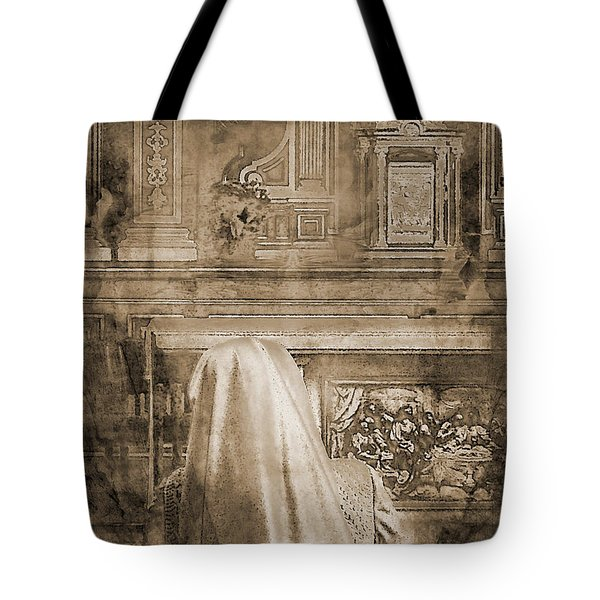 Adoration Chapel 2 Tote Bag