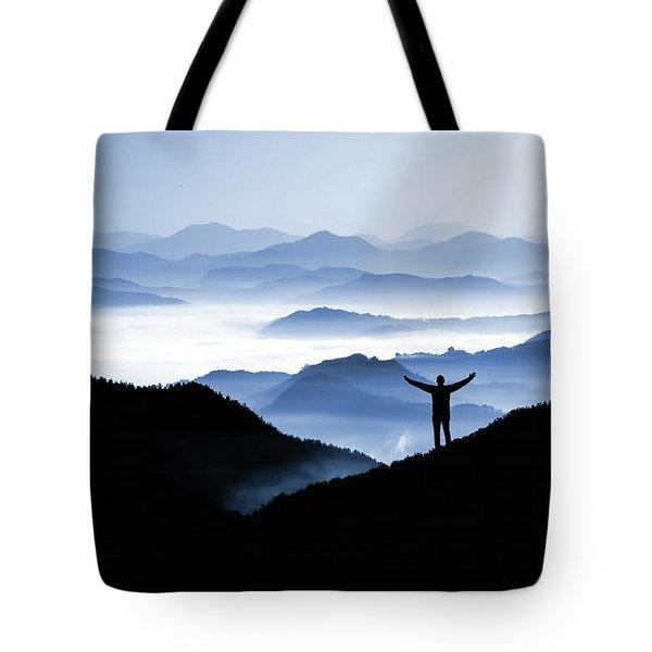 Adoration Of Natural Beauty Tote Bag