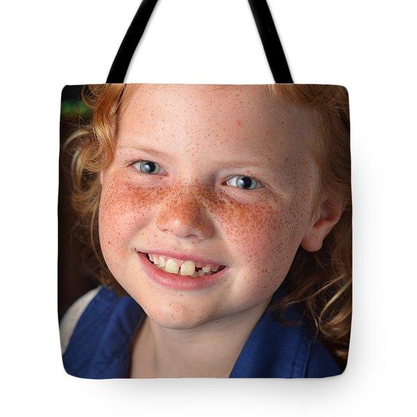 Adrianna Briggs Tote Bag by Carle Aldrete