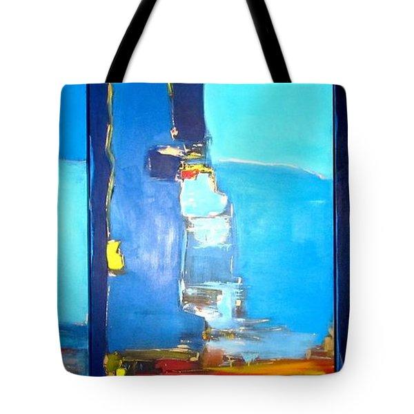 Adriatic  Tote Bag
