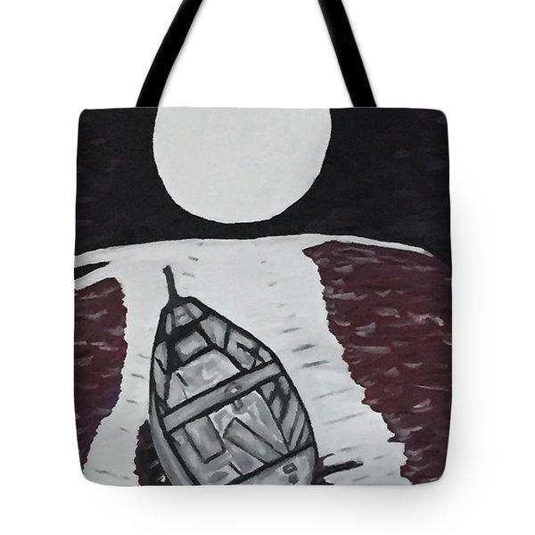 Adrift Tote Bag by Jonathon Hansen