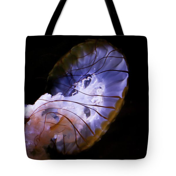 Tote Bag featuring the photograph Adrift by T A Davies