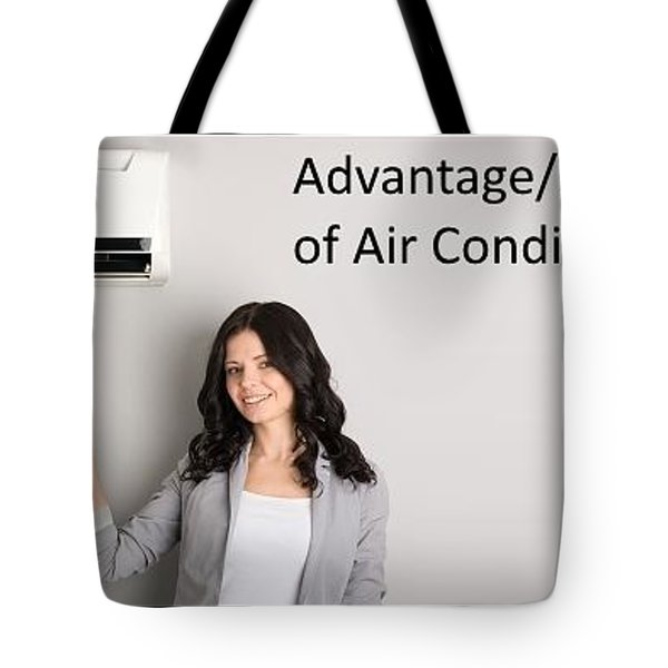 Advantage And Disadvantage Of Air Conditioning Systems Tote Bag