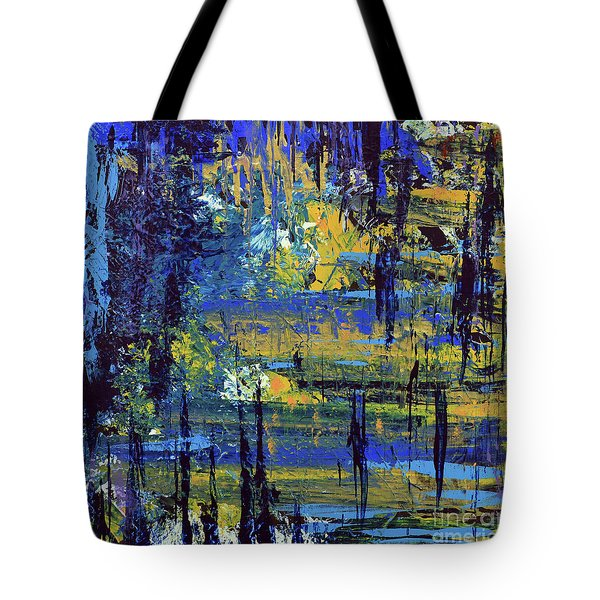 Adventure  Tote Bag by Cathy Beharriell