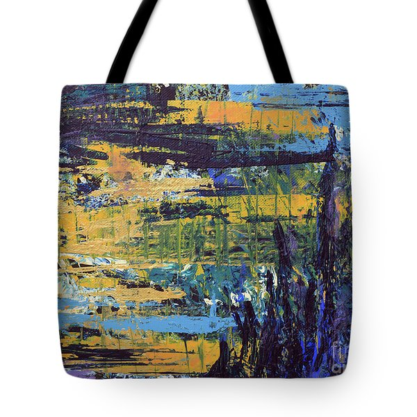Adventure IIi Tote Bag by Cathy Beharriell