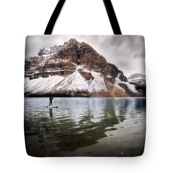 Adventure Unlimited Tote Bag by Nicki Frates