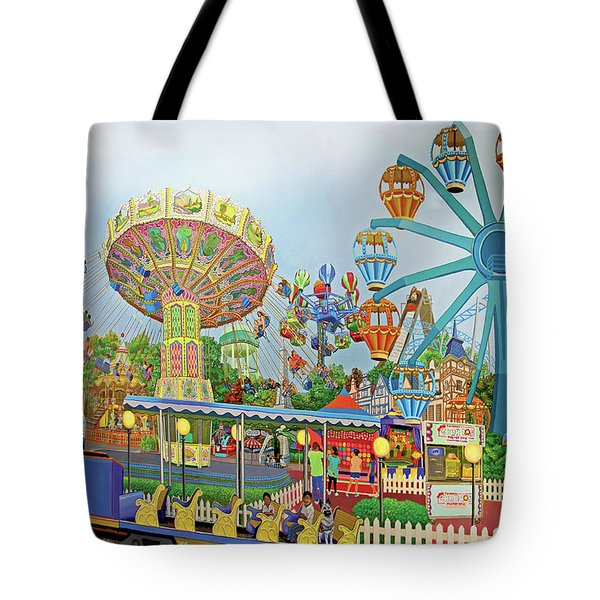 Adventureland Tote Bag
