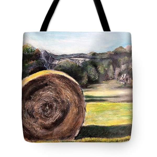 Adventures Await Tote Bag