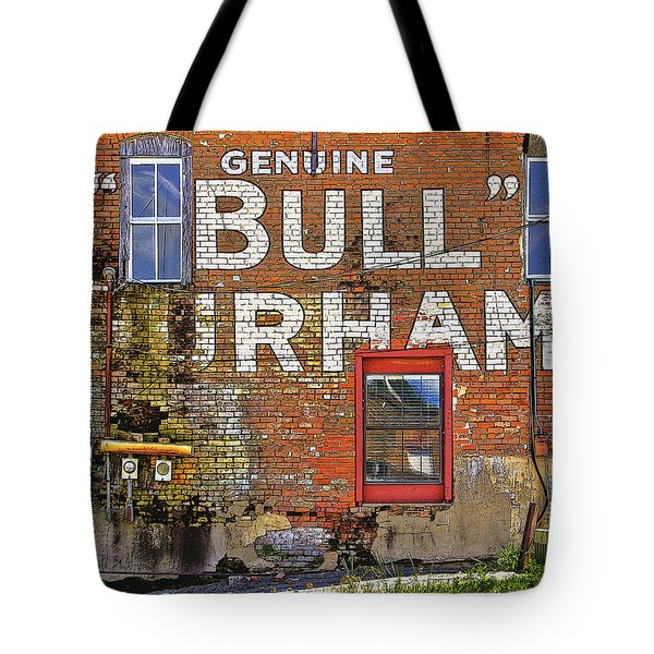 Advertising Of The Past Tote Bag