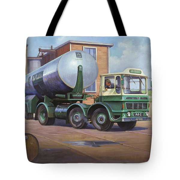 Aec Air Products Tote Bag by Mike  Jeffries