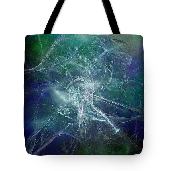 Aeon Of The Celestials Tote Bag