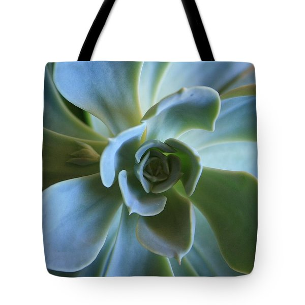 Aeonium Tote Bag by Marna Edwards Flavell