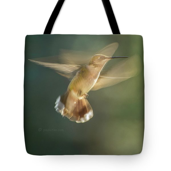 Aerial Dancing.... Tote Bag