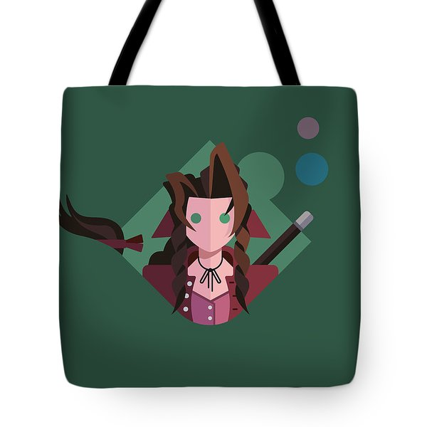Aeris Tote Bag by Michael Myers