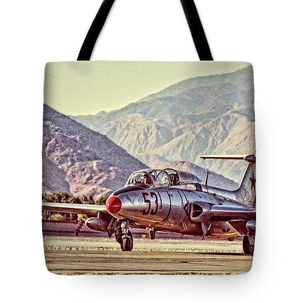 Aero L-29 Delfin Tote Bag