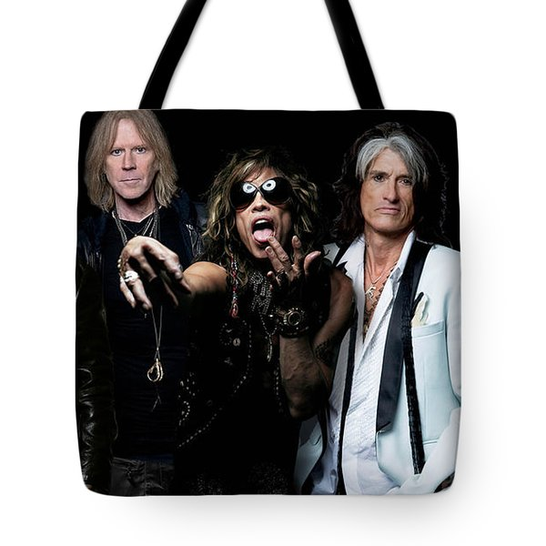 Aerosmith Tote Bag by Sean