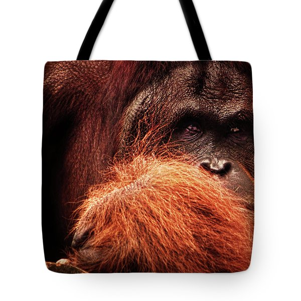 Aetiology Tote Bag by Andrew Paranavitana