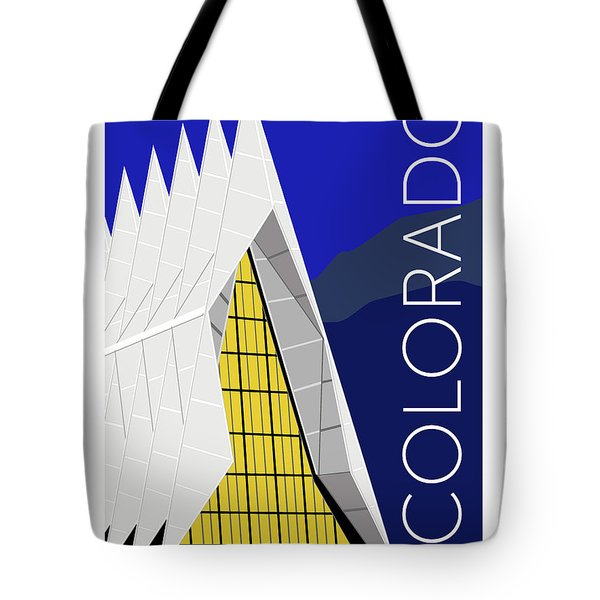 Colorado Afa Chapel Tote Bag
