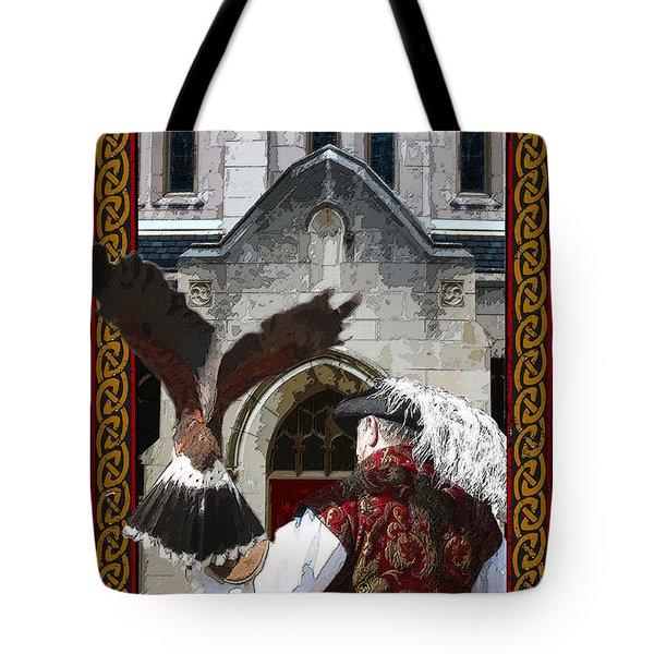 The Falconer Tote Bag