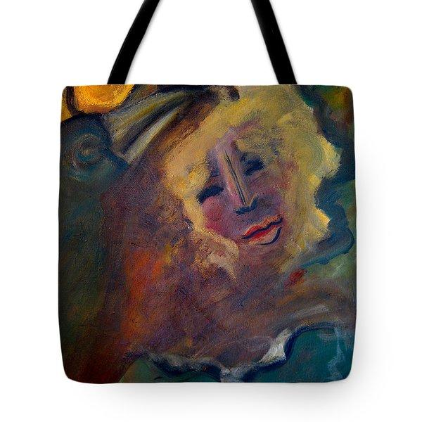 Affection Of Raven Tote Bag