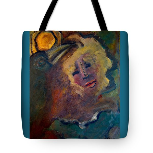 Affection Of Raven Tote Bag