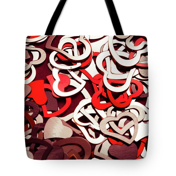 Affection Reflection Tote Bag