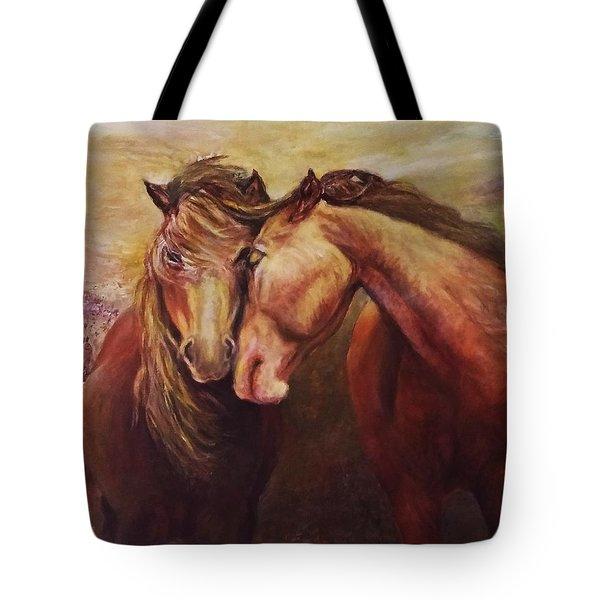 Affection Tote Bag