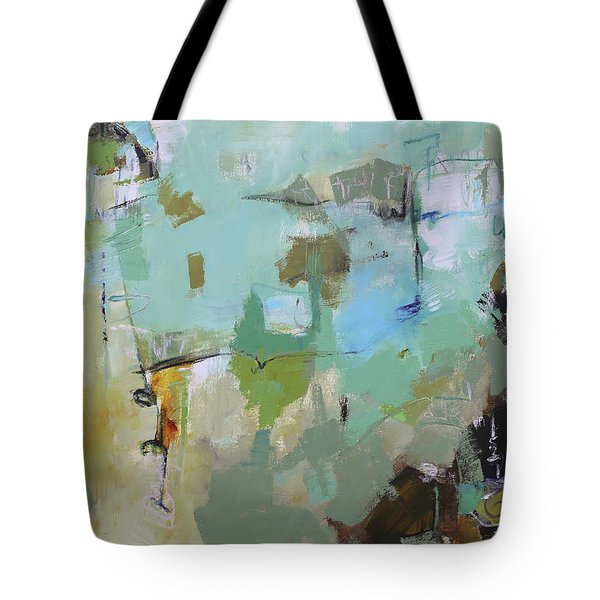 Afflable Tote Bag by Elizabeth Chapman