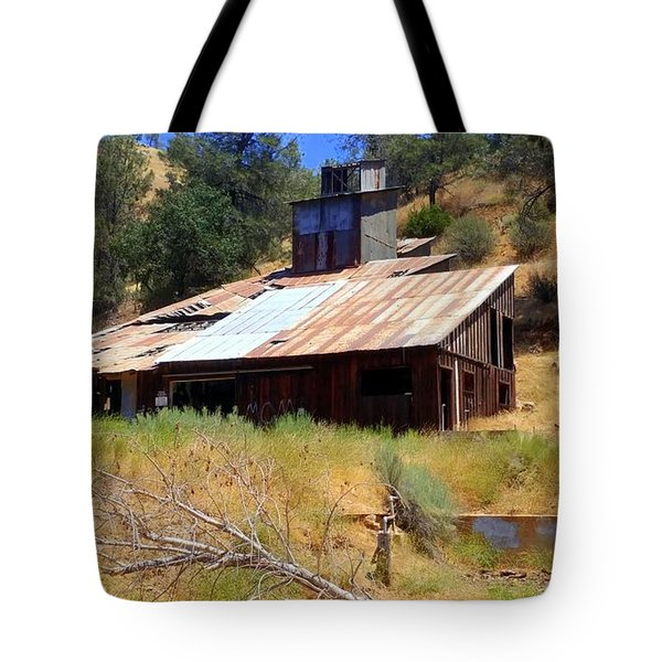 Affordable Housing Kern County Tote Bag