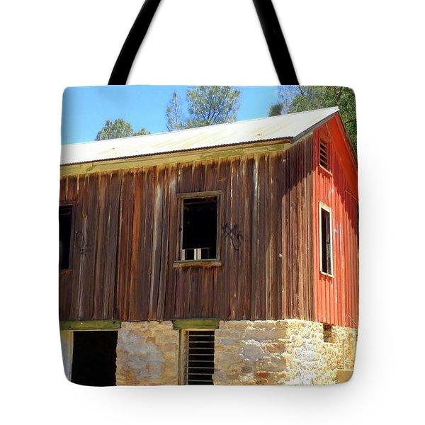 Fixer Upper Kern County Tote Bag