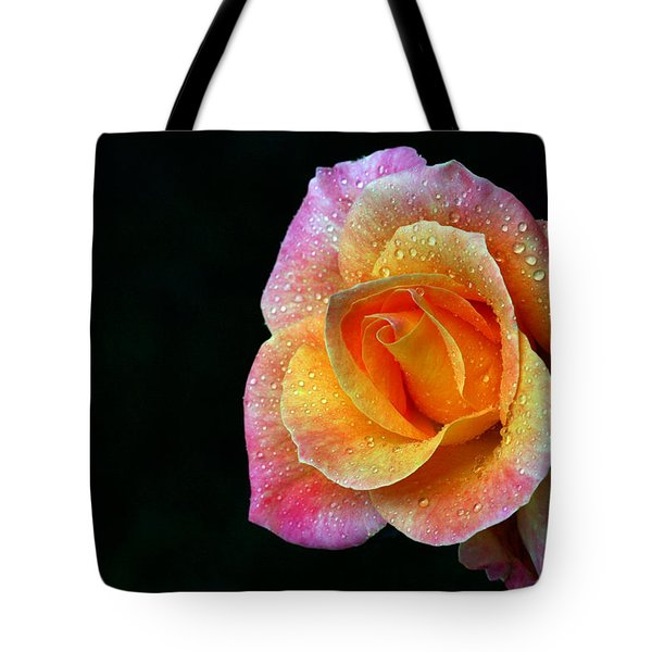 Aflame Tote Bag by Doug Norkum