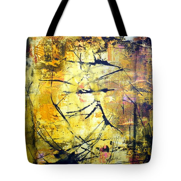 Aforethought Abstract Tote Bag