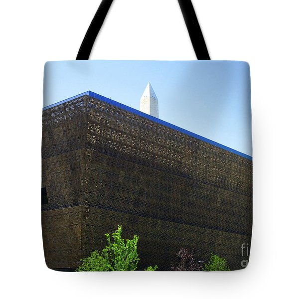 African American History And Culture 1 Tote Bag by Randall Weidner