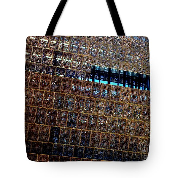African American History And Culture 3 Tote Bag by Randall Weidner