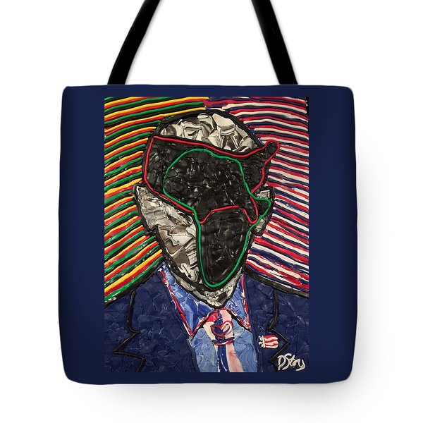 African American History Tote Bag