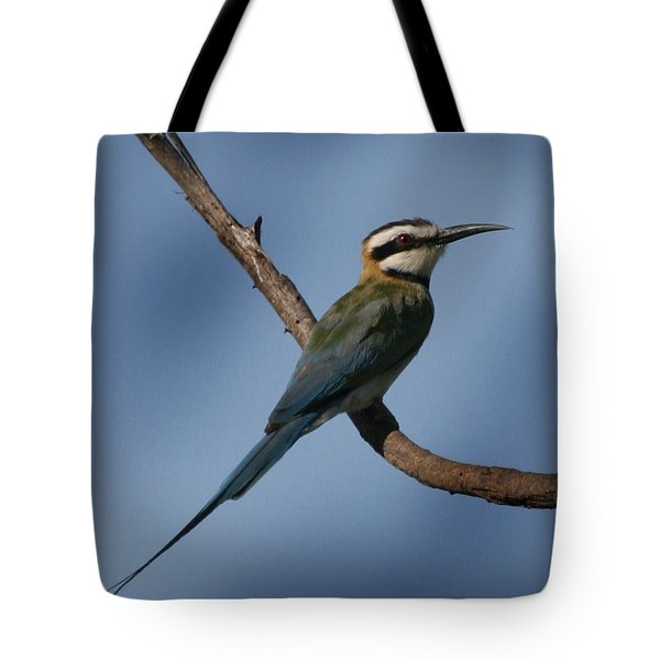 African Bee Eater Tote Bag