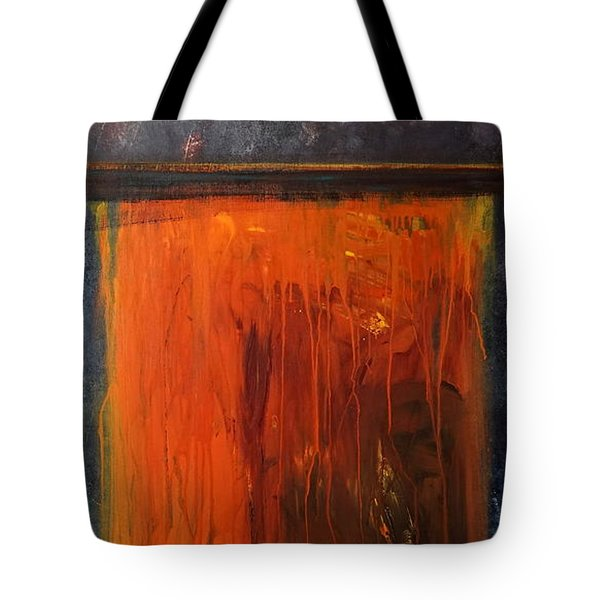African Dance Tote Bag