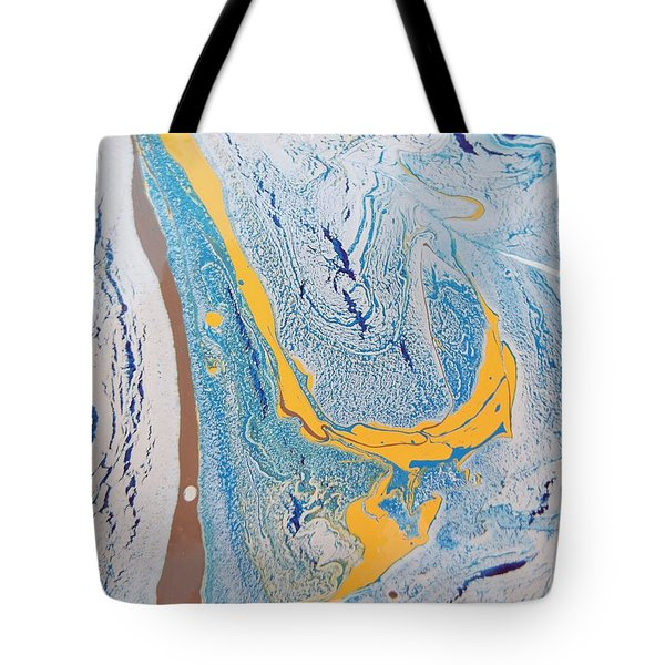African Dolphin Coast Tote Bag
