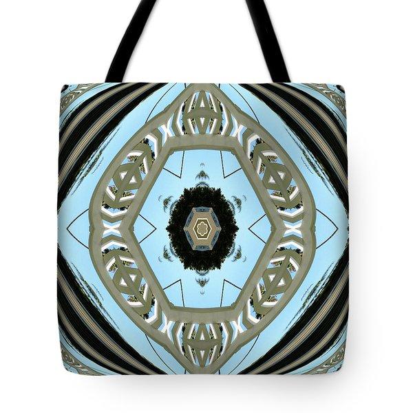 African Fantasy Tote Bag