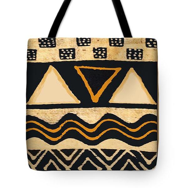 African Memories Tote Bag