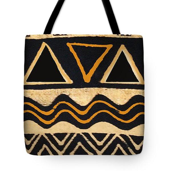 African Primordial Spirits - 2 Tote Bag
